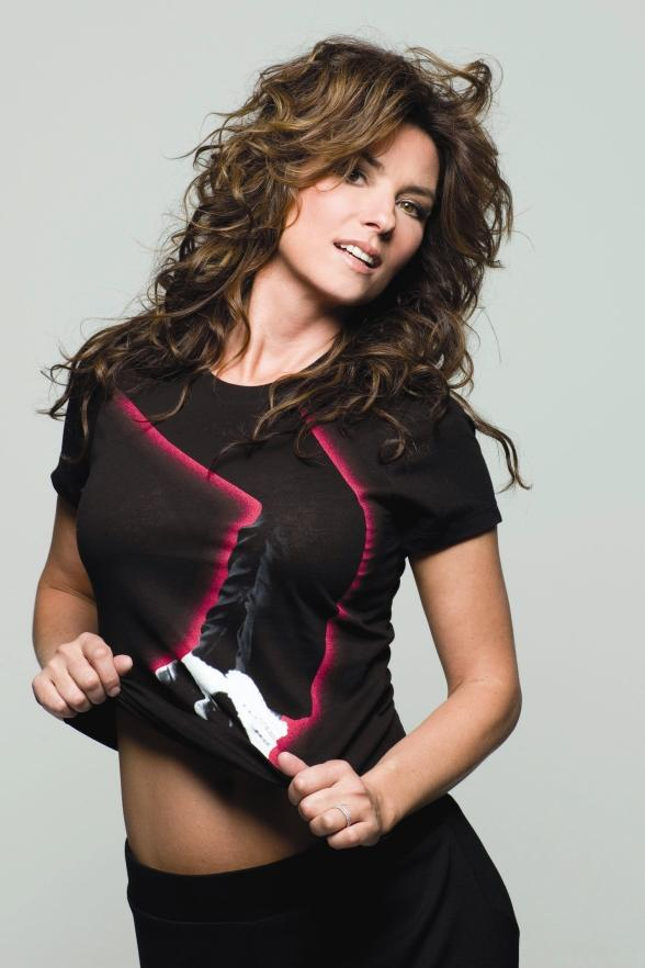 Shania Twain to Debut Las Vegas Residency at The Colosseum at Caesars Palace on Dec. 1, 2012