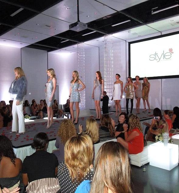 "Style With A Cause Partners with ""Project Runway"" Fashion Designers for Second Annual Event in Las Vegas Feb. 28"