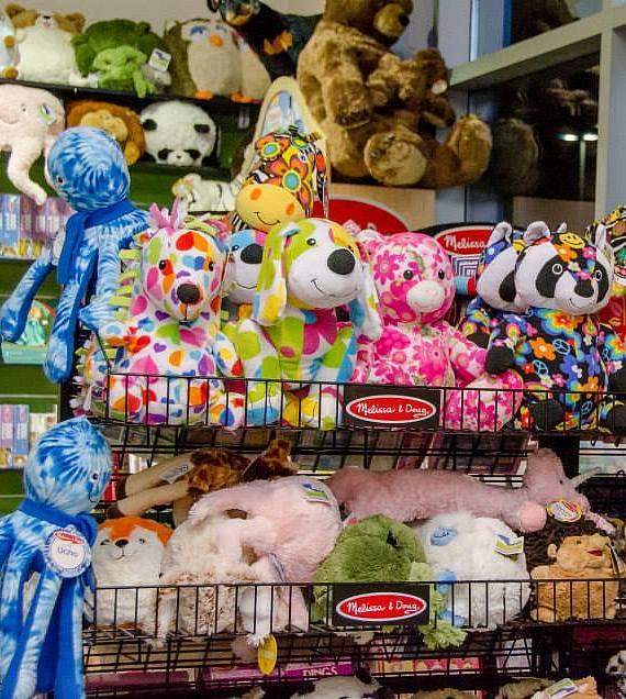 Melissa & Doug toys at The Toy Box in Downtown Summerlin