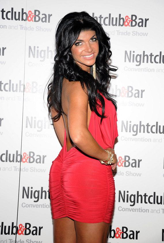 Teresa Giudice of Real Housewives of New Jersey