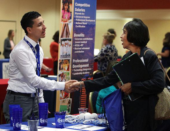 Over 1,000 Las Vegas Jobs are up for grabs today at Jobertising.com's Las Vegas Career Fair at Palms Casino Resort