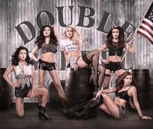 Double Barrel Roadhouse Celebrates First Anniversary with Birthday Bash featuring Rock Band Adelitas Way April 16