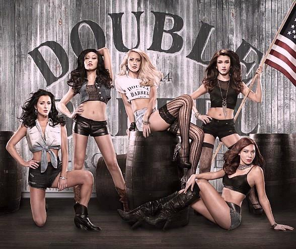 Double Barrel Roadhouse Celebrates First Anniversary with Birthday Bash featuring Rock Band Adelita's Way April 16