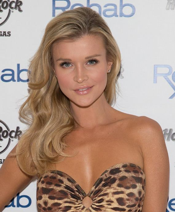 Joanna Krupa at REHAB at Hard Rock Las Vegas