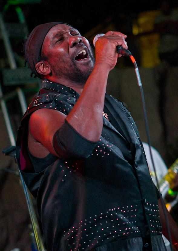 Toots &amp; the Maytals perform at Friday Night Live