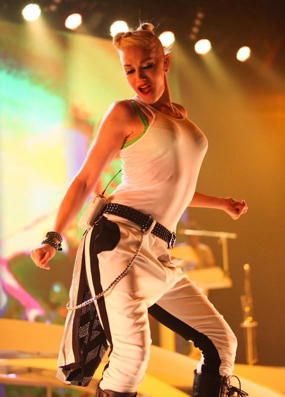 No Doubt performs at Tiger Woods Foundation Tiger Jam XII