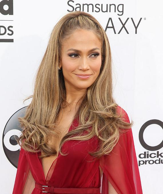 Actress/singer Jennifer Lopez