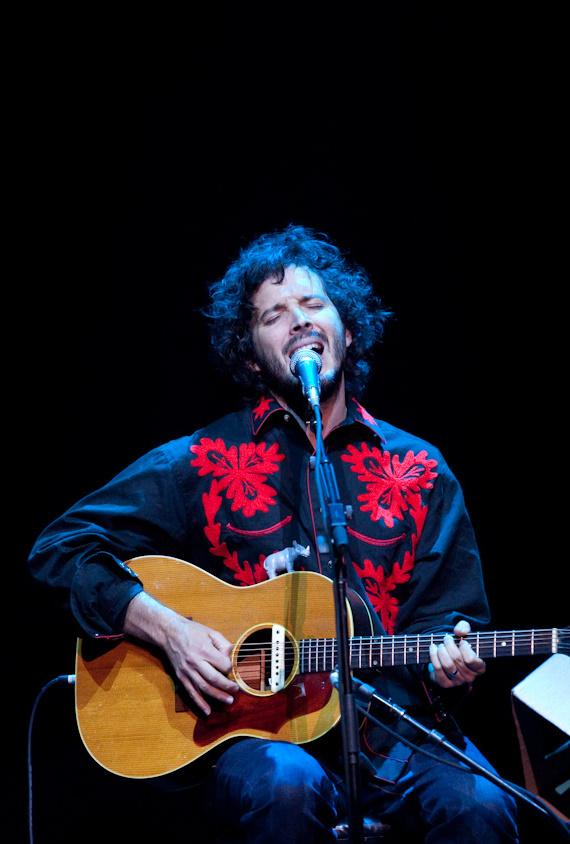 Bret McKenzie of Flight of the Conchords at The Joint