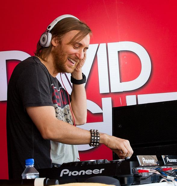 David Guetta Makes Encore Beach Club Debut