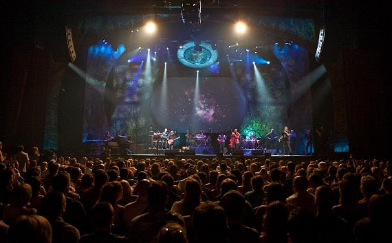 A packed house for Supernatural Santana: Night Two
