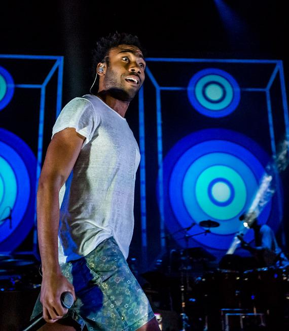 Childish Gambino performs at The Chelsea inside The Cosmopolitan of Las Vegas