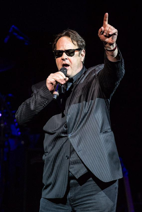 House of Blues co-founder Dan Aykroyd