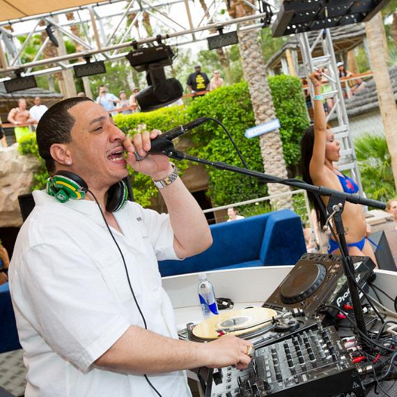 Kid Capri at REHAB at Hard Rock Hotel & Casino