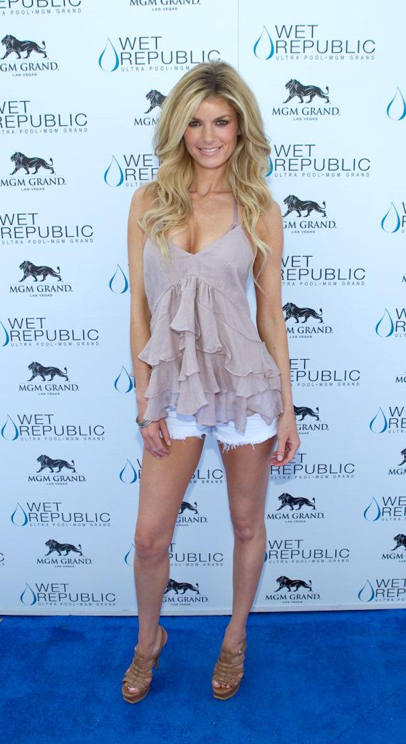 Marisa Miller at WET REPUBLIC
