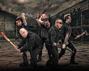 Five Finger Death Punch and Shinedown to Co-Headline Fall Arena Rock Tour 2016 at T-Mobile Arena on October 28