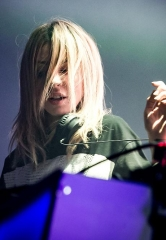 Alison Wonderland performs at The Cosmopolitan of Las Vegas