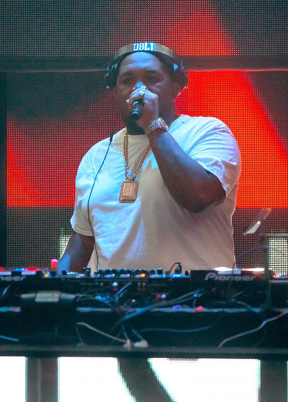 DJ Mustard at LIGHT Nightclub