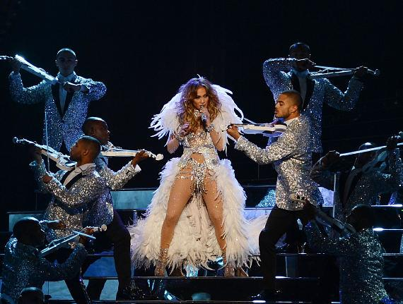 """""""Jennifer Lopez: All I Have"""" at The AXIS at Planet Hollywood Resort & Casino"""