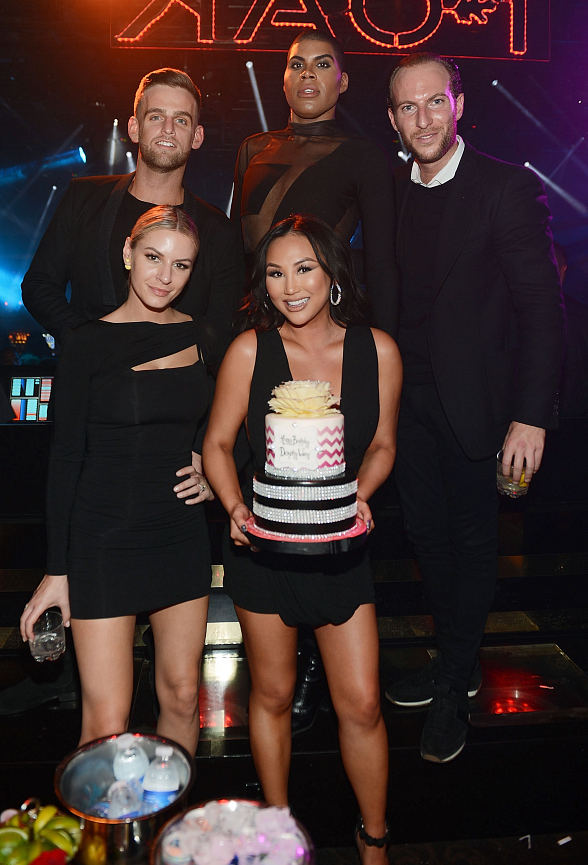 """Rich Kids of Beverly Hills"" Starlet Dorothy Wang Celebrates Birthday at 1 OAK Las Vegas"