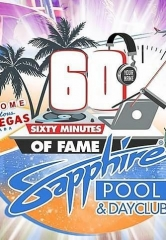 "Javier Cravioto, Sapphire Pool & Day Club's First ""60 Minutes of Fame"" DJ, will Rock the Grand Opening Party Saturday May 2, 2015"