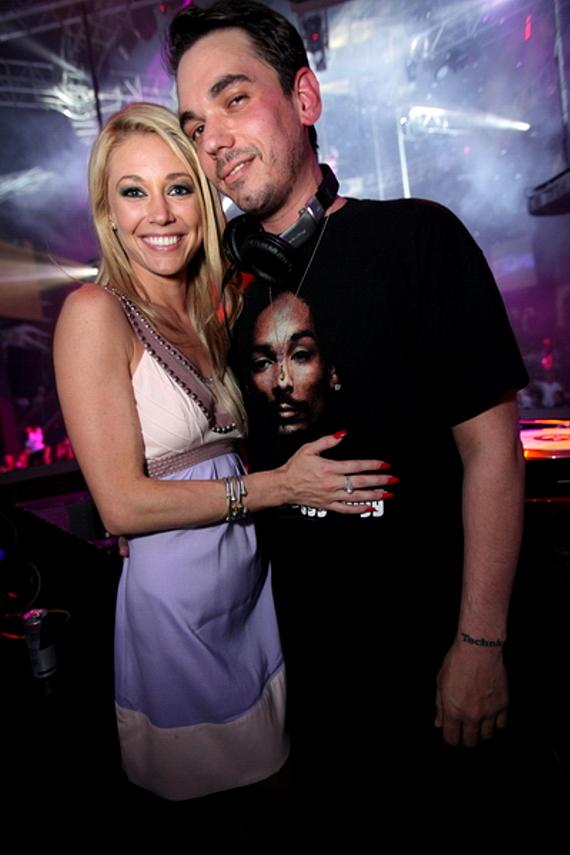Kelly Carrington and DJ AM