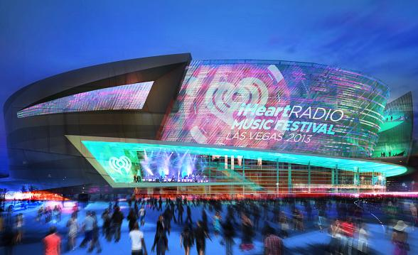 First Renderings of New Las Vegas Arena Unveiled by Project Developers AEG and MGM Resorts International