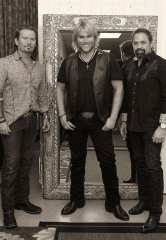 The Texas Tenors perform in the Windows Showroom at Bally's Las Vegas