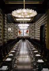 New York City's Carbone Debuts on Las Vegas Strip at Aria Resort & Casino
