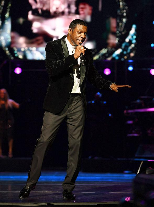 "Keith Sweat Opens New Show ""Keith Sweat: Last Forever"" at The Flamingo Las Vegas"
