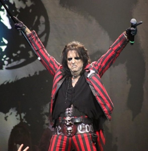 Alice Cooper Performs at The Pearl at Palms Casino Resort in Las Vegas