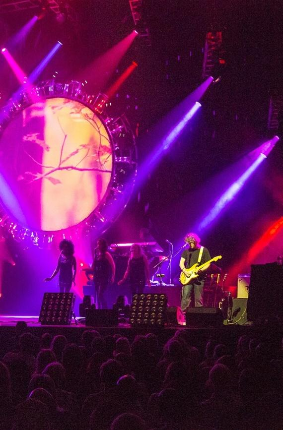 Australian Pink Floyd performs at The Pearl in Palms Casino Resort