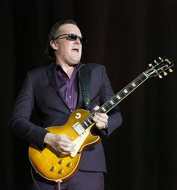 Joe Bonamassa performs at The Pearl in Palms Casino Resort Las Vegas
