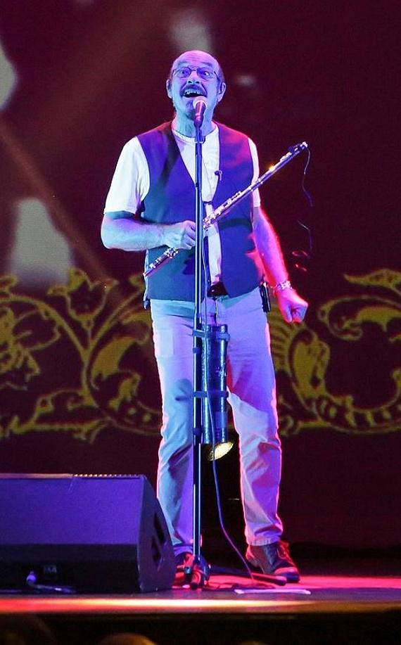 Ian Anderson/Jethro Tull performs at The Pearl at Palms Las Vegas