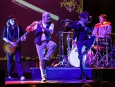 Ian Anderson of Jethro Tull Performs at The Pearl at Palms Las Vegas