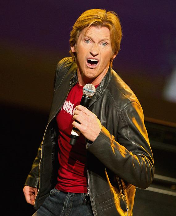 Denis Leary performs at The Joint