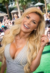 Crystal Hefner DJ's the REHAB Pool Party's Bikini Invitational at Hard Rock Hotel & Casino