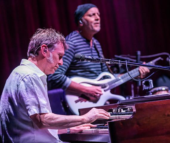 Steve Winwood performs at Brooklyn Bowl at The LINQ in Las Vegas