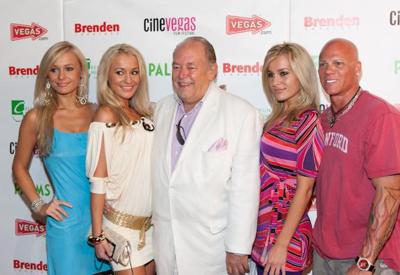 ALIZMA, Robin Leach and Johnny Brenden