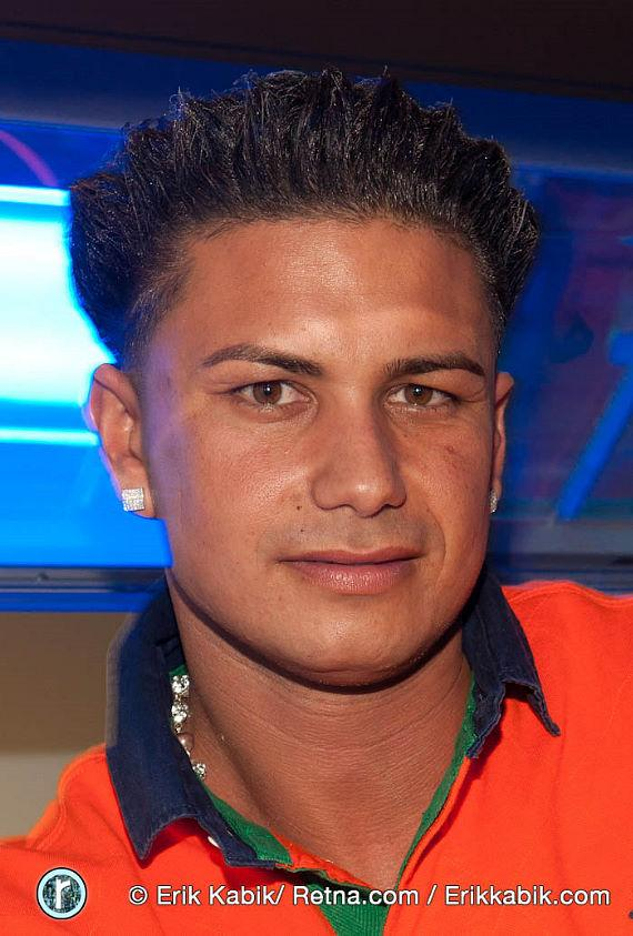 pauly d with his hair down. Pauly D With His Hair Down.