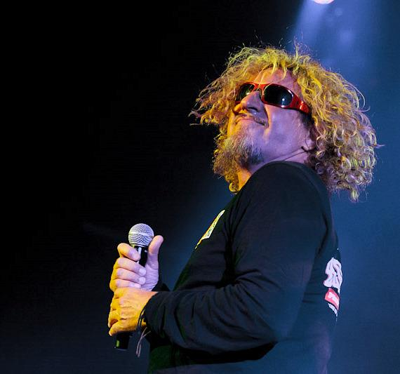 Sammy Hagar of Chickenfoot