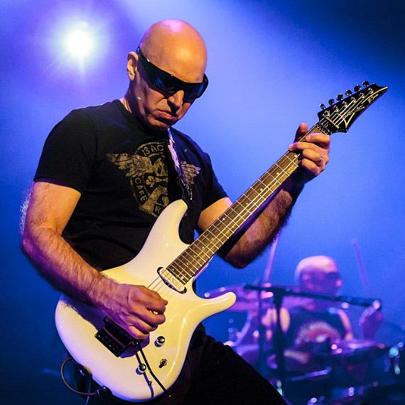 Joe Satriani of Chickenfoot