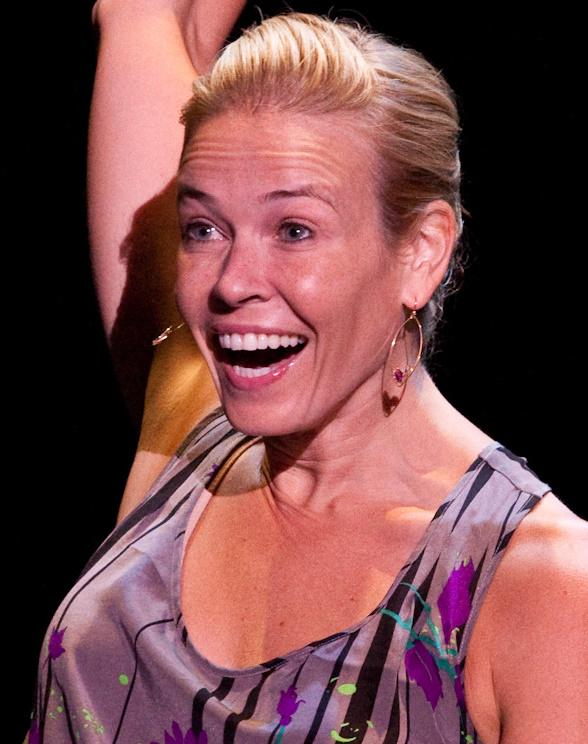 Chelsea Handler at The Joint