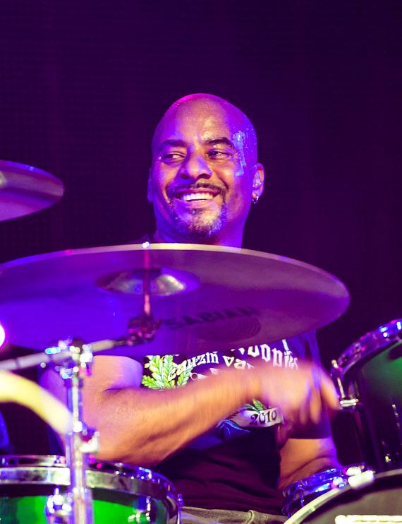 Fishbone performs at The Joint at Hard Rock Hotel & Casino in Las Vegas