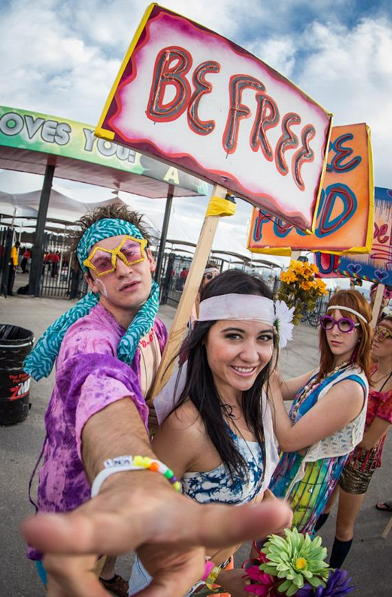 Electric Daisy Carnival Photo Gallery: Day 3