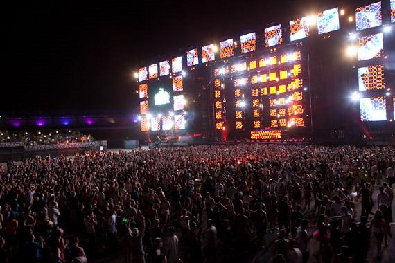 Electric Daisy Carnival in Las Vegas