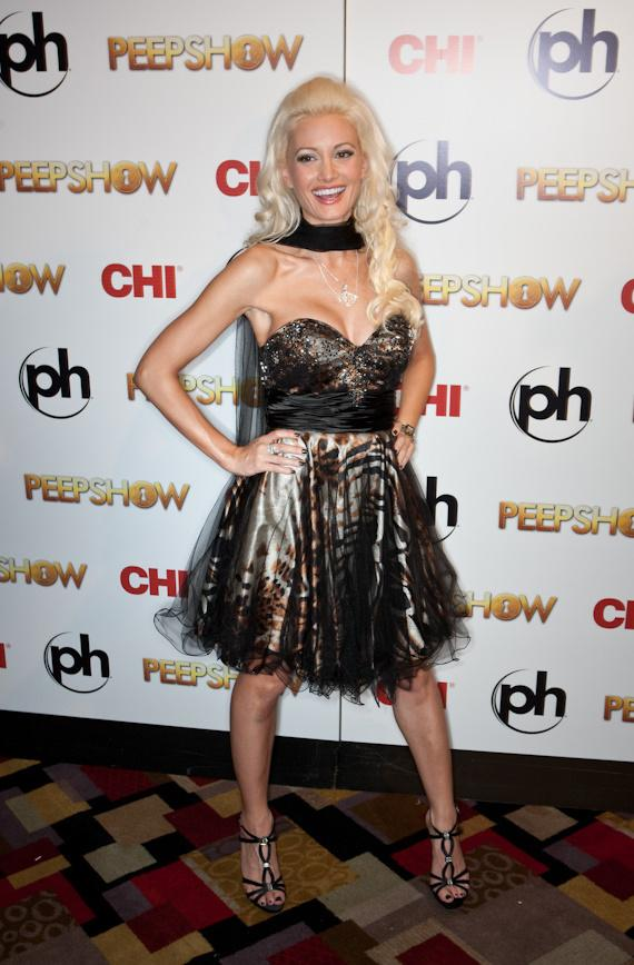 Holly Madison at PEEPSHOW