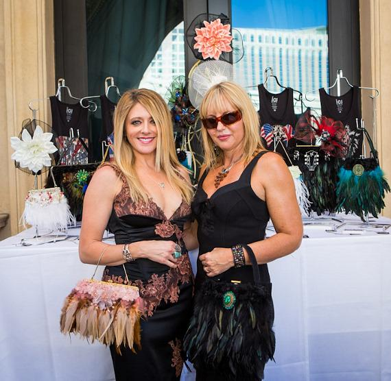 Claire Jane Vranian and Photographer Maryanne Bilham