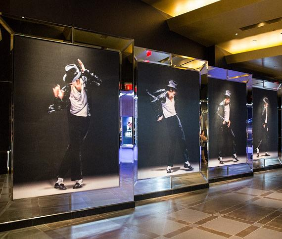 Michael Jackson ONE at Mandalay Bay in Las Vegas