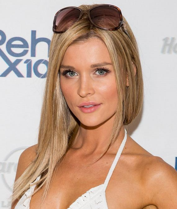 Joanna Krupa at Rehab Bikini Invitational at Hard Rock Hotel & Casino