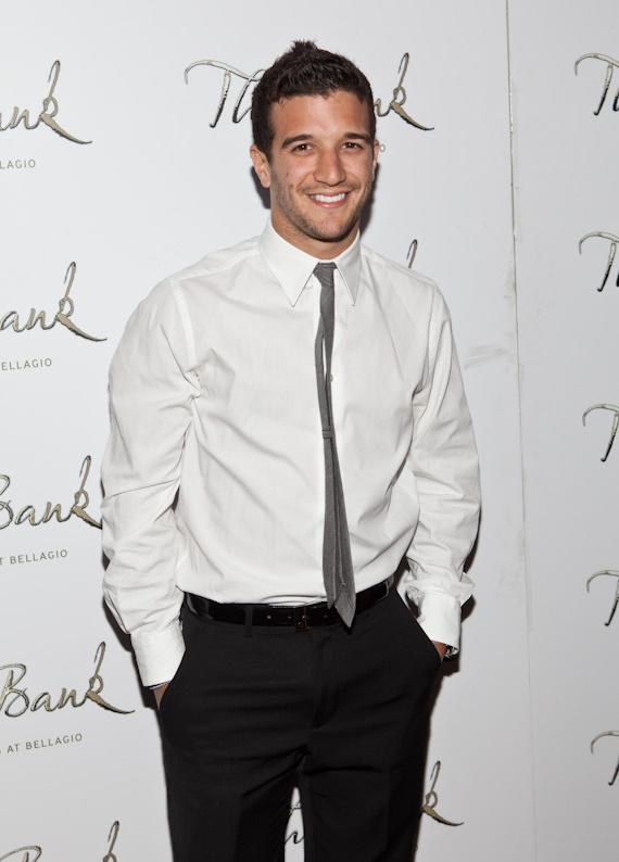 Mark Ballas at The Bank at Bellagio